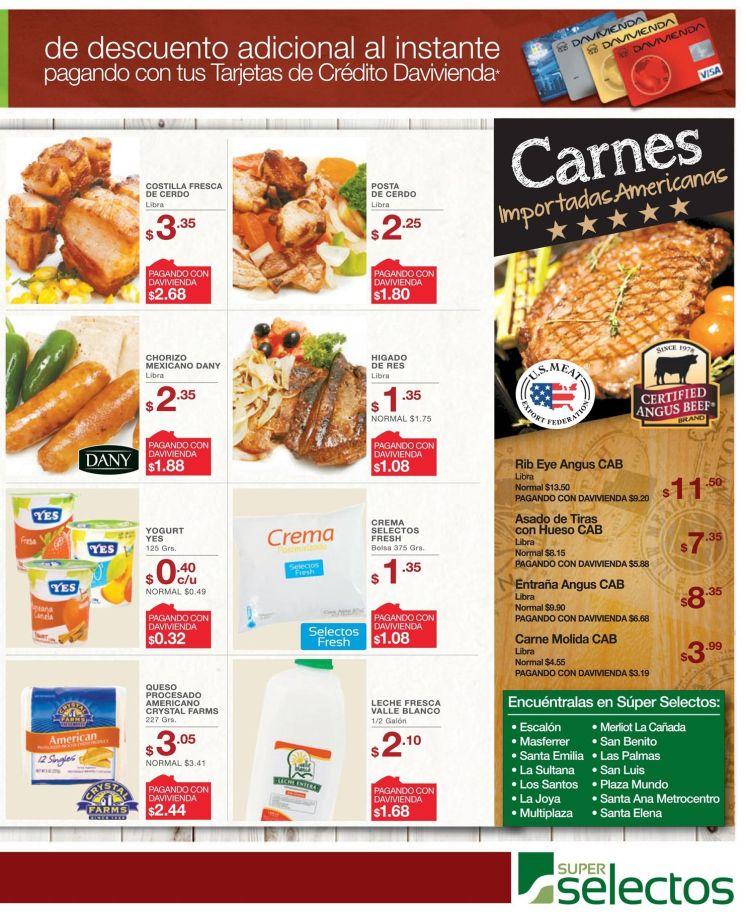 Super selectos ofertas de miercoles super fresscos - 19ago15