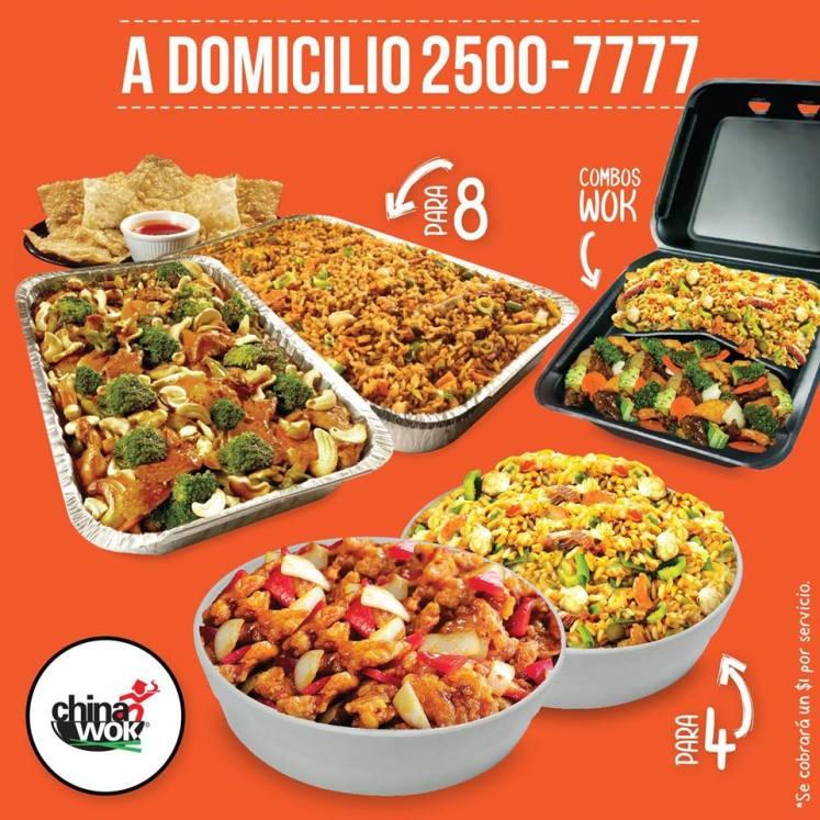 combos china wok para compartir