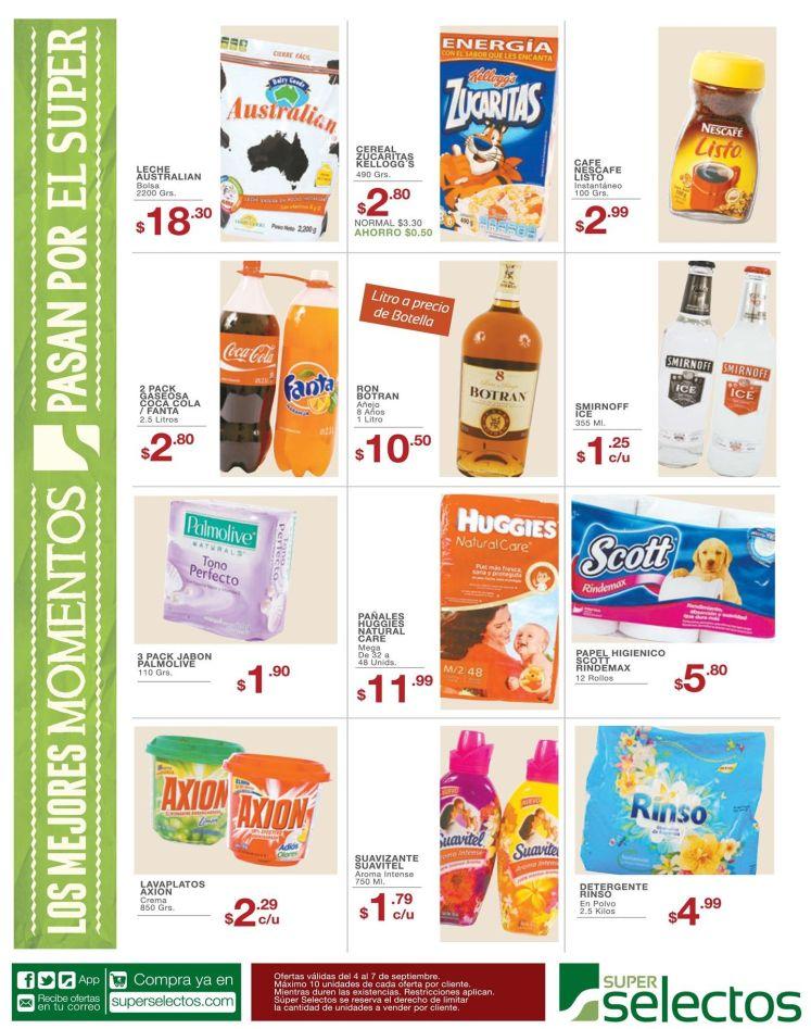 super selectos Busca aqui las ofertas de viernes - 04sep15
