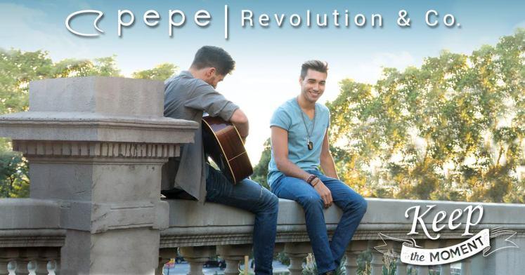 Luce relajado y juvenil con Pepe Revolution Co by Almacenes SIMAN