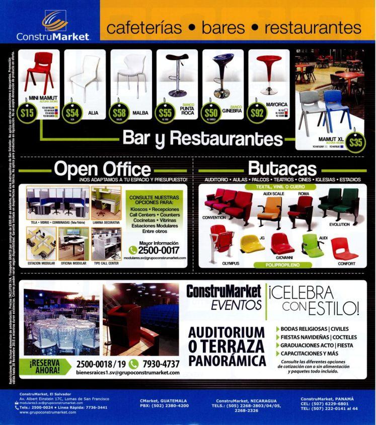 Black Friday ConstruMarket ofertas noviembre 2015