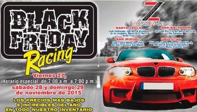 Black Friday racing sport auto accesories_1