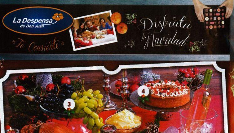 Guia de ofertas navideñas 2015 supermercado la despensa de don juan sv