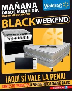 Precios ridiculamente bajos en el black weekend de WALMART el salvador