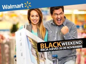 cuando inicia el BLACK WEEKEND 2015 de WALMART