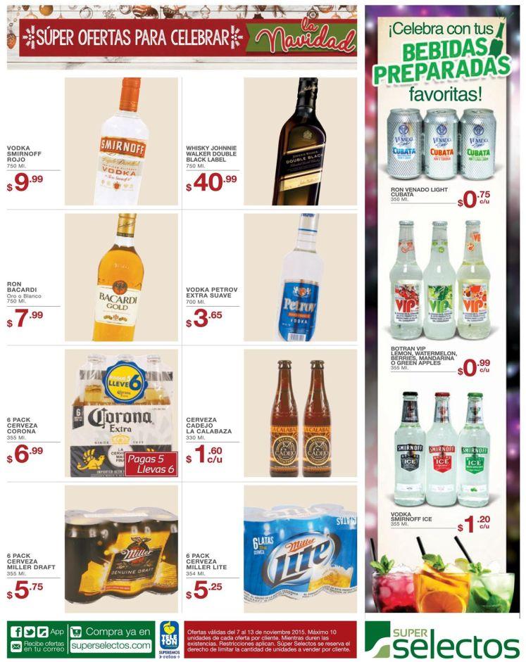 ofertas en bebidas preparadas para brindar