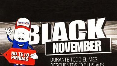 todo el mes de noviembre 2015 grandes descuentos black