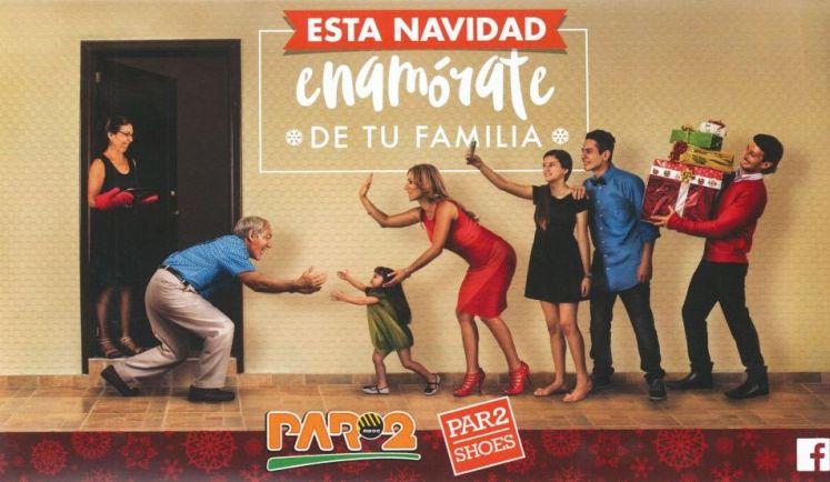 zapaterias PAR2 el salvador promociones navidad 2015