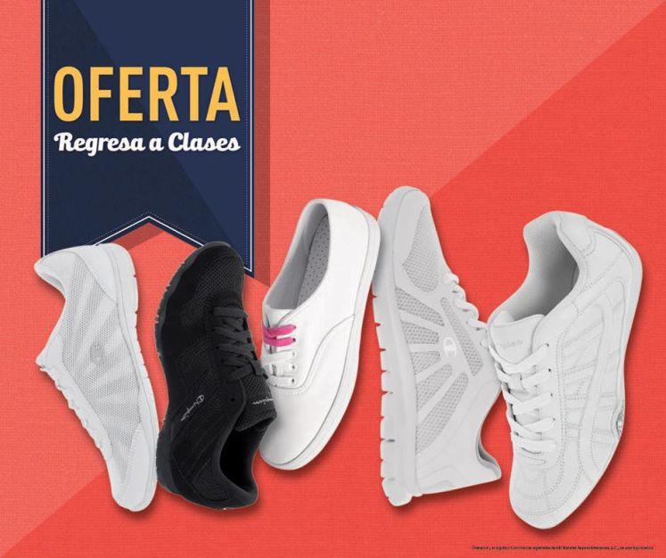 PAYLESS zapatos deportivos blancos o negros