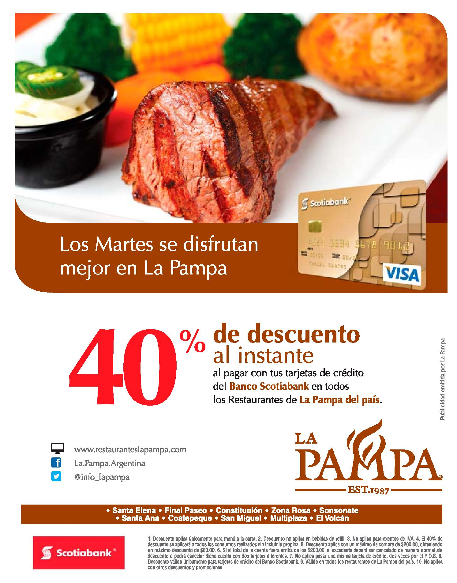 Pampas steakhouse coupons