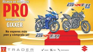 PRO motorcycle SUZUKI GIXXER 150cc moto gp