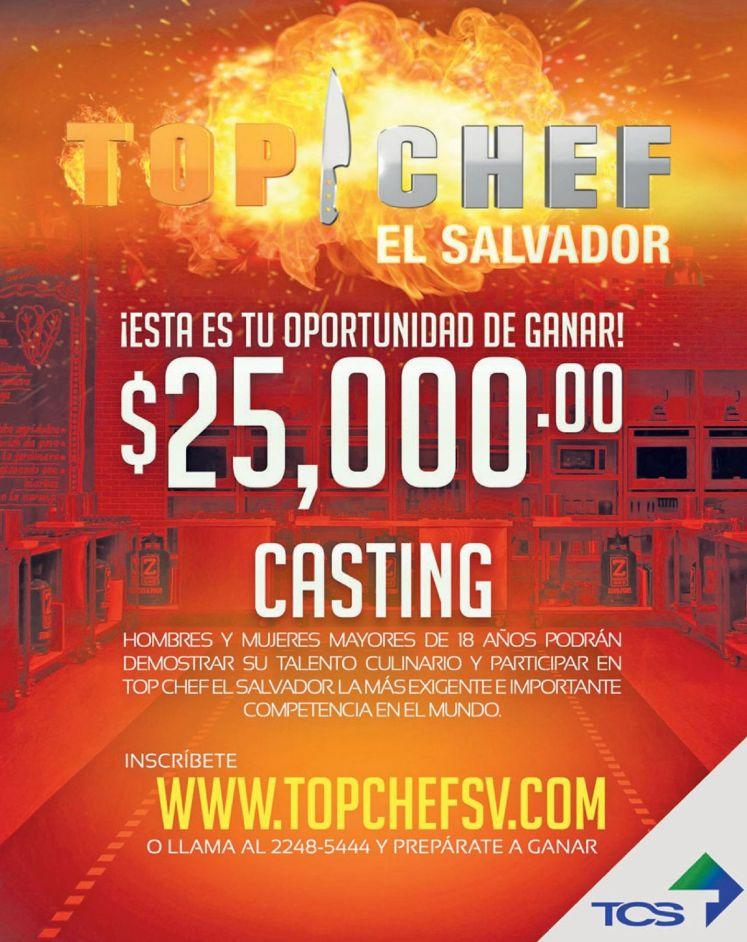 Como participar TOP CHEF casting segunda temporada 2016