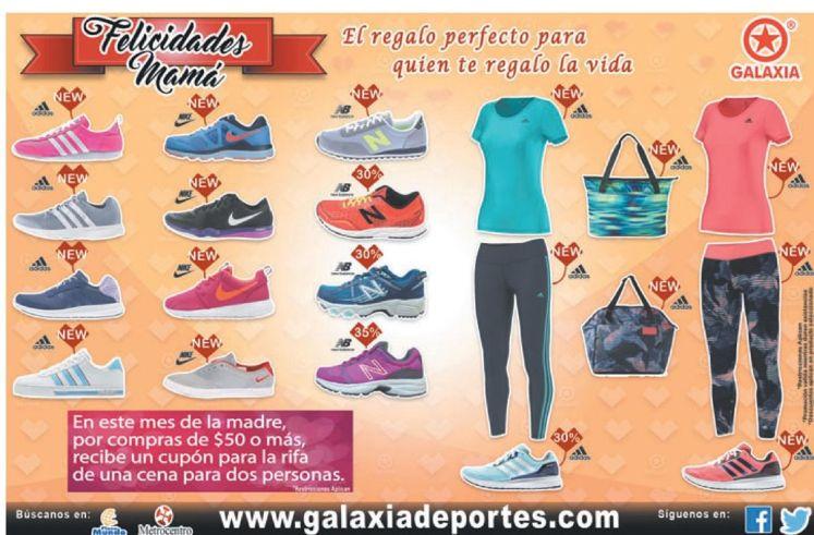 Felicidades mama con productos deportivos y de ejercicios