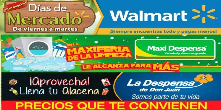Ofertas de supermercados ahora