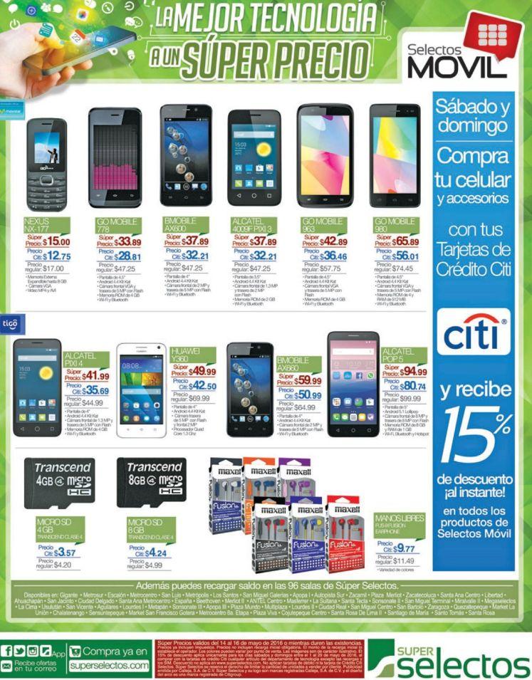 Super precios en celulares en tus sucursal selectos preferida