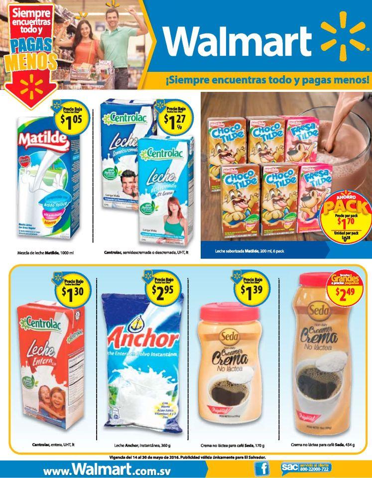 leches liquidades de sabores con precios bajos