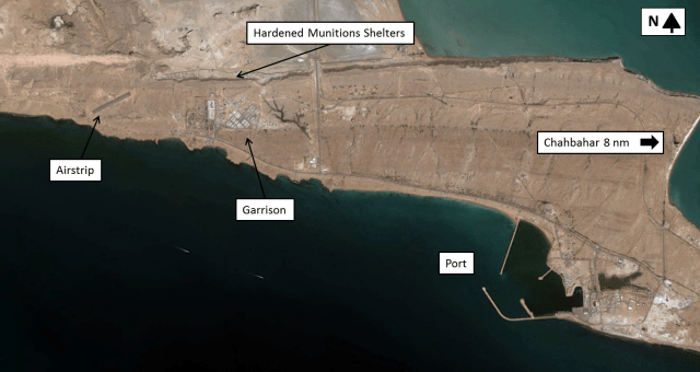Iran's southern coastline remains an importantdeployment location for the Islamic Republic of Iran Navy'sunmanned aerial vehicles (UAVs).