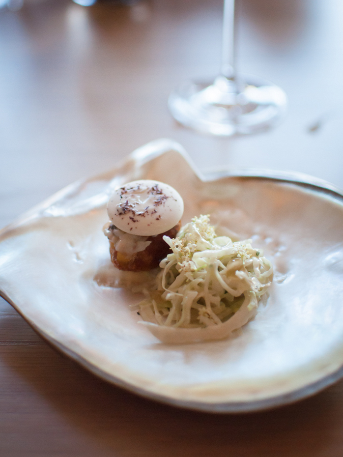 cabbage oyster mudcrab