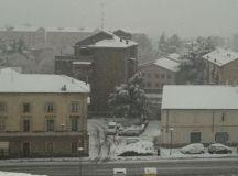 Il Comune di Tortona chiuderà tutte le piazze e le vie della città per neve