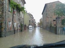 Alluvione, è mancata l'informazione istituzionale in tempo reale. I tortonesi lo chiedevano, il Comune glissa