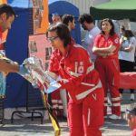 La Croce Rossa di Tortona si mobilita per l'Umbria e raccoglie generi di prima necessità