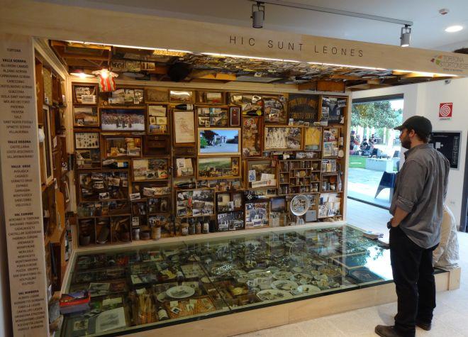 Un successo lo stand realizzato dalla Fondazione all'Expo e visitato da Napolitano. Le immagini