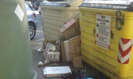 La raccolta rifiuti a Tortona non funziona come dovrebbe