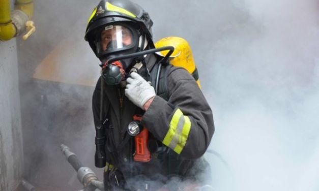 Brucia un'abitazione a Villanova Monferrato