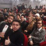 I giovani del Marconi a Genova per l'Otello