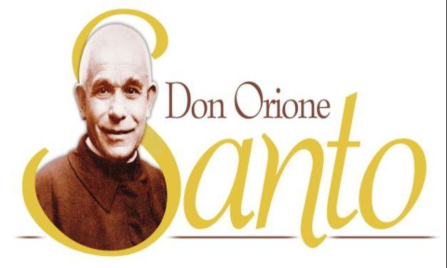 Al via a Tortona e Pontecurone le manifestazioni in ricordo di Don Orione