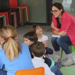 I bambini al D-Café di Tortona hanno trascorso una bellissima domenica
