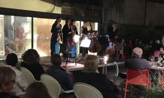 Le Muse al D-café nella notte dei musei per una serata coi fiocchi