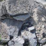 Carabinieri del Noe  di Alessandria sequestrano  cumulo di rifiuti