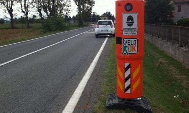 Il Comune di Tortona cambia gli autovelox a Rivalta Scrivia
