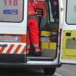 Casale, motociclista ferito grave in un incidente stradale alle porte della città