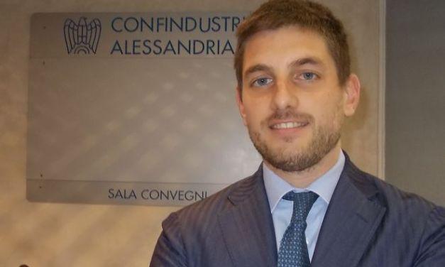Simone Zerbinati nuovo presidente dei Giovani imprenditori di Confindustria Alessandria
