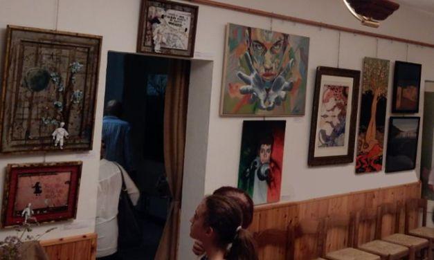 """In Val Curone una bella mostra di pittura sulla """"Scuola Tortonese"""" visitabile fino a settembre"""