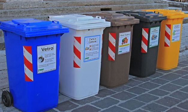 Voghera decide di potenziare la raccolta differenziata dei rifiuti