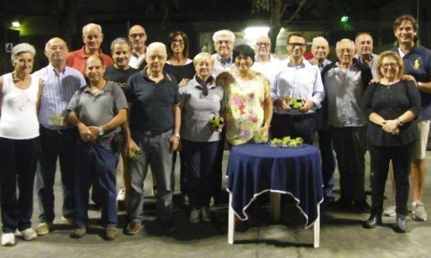Vilma Peruzzo e Marco Capuzzo vincono il torneo di bocce di Pozzolo d'argento