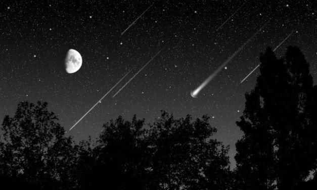 A Mombello Monferrato una camminata sotto le stelle cadenti
