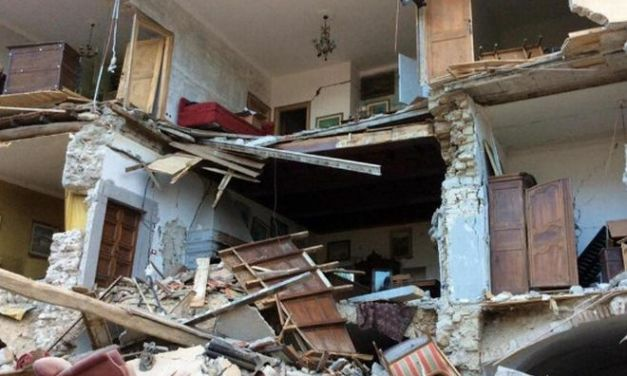La Regione Piemonte aiuta 500 persone colpite da terremoto in centro Italia