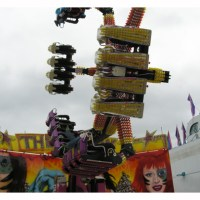 A Mall Parking Lot Carnival from 2003: An Originally Titled Post By Erin