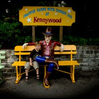 Kennywood: I Swear I Actually Had Fun That Day