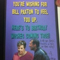 Barb's Birthday Card
