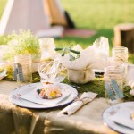boho chic wilderness bachelorette party