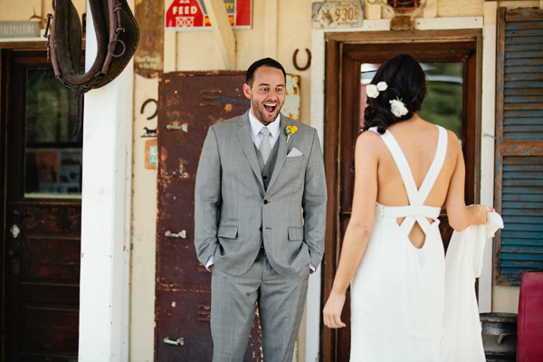 modern rustic Condor's Nest Ranch Wedding   Green Ribbon Party Planning Co & Swoon by Katie