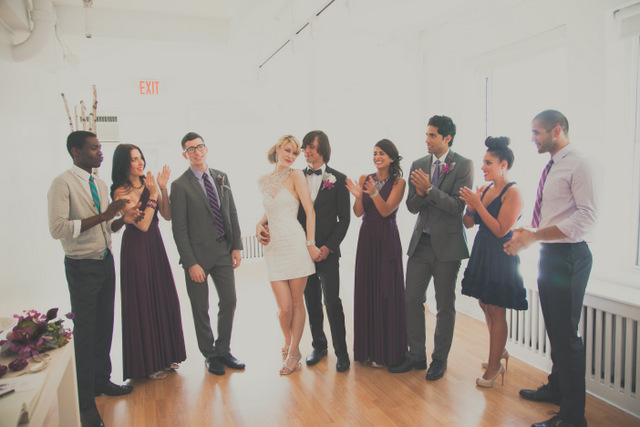 modern wedding inspiration shoot | roey mizrahi events and amber gress photography