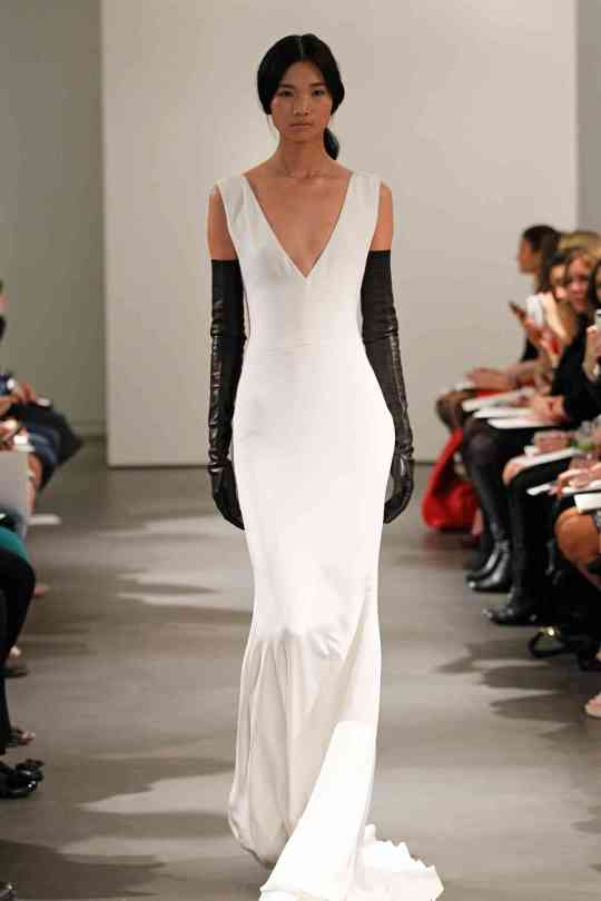 wedding dresses by vera wang spring 2014 collection