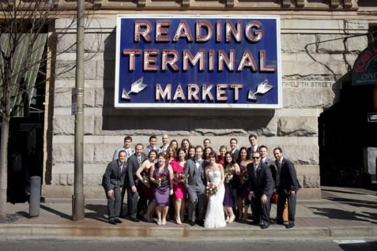 colorful & quirky philadelphia wedding | langdon photography on ohlovelyday.com