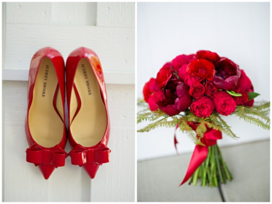 Wizard of Oz Wedding | Red Heels Events and Summer Jean Photography on ohlovelyday.com